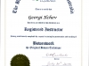 BOWTECH Instructor certificate